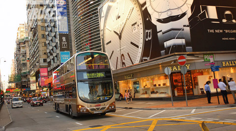 Wright Bus for Hongkong 2