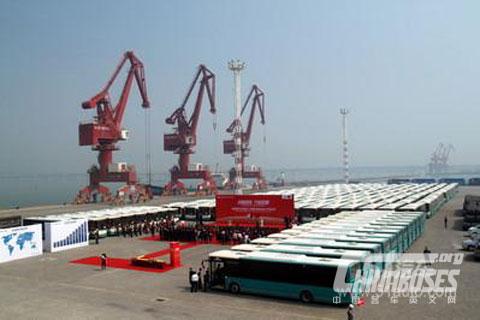 """中国商用车在海外""""红海""""与""""蓝海"""""""