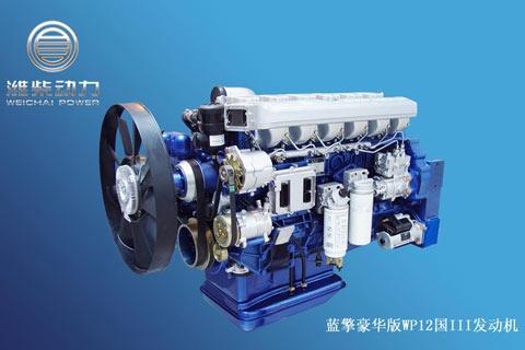 潍柴动力WP12系列发动机