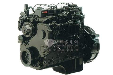 东风康明斯B、C系列天然气发动机
