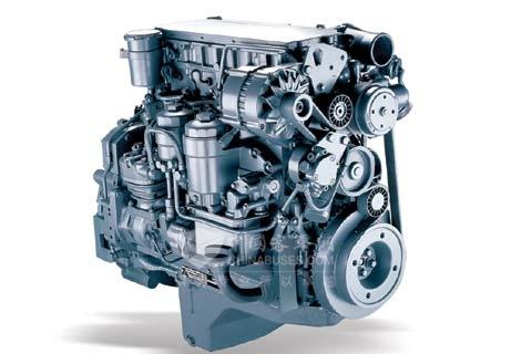 道依茨一汽大柴 BF4M2012发动机