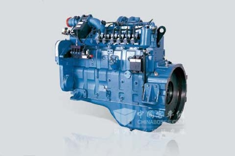 上柴SC8DT系列天然气发动机