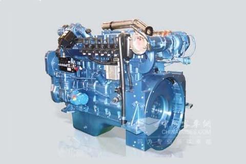 上柴SC9DT系列天然气发动机