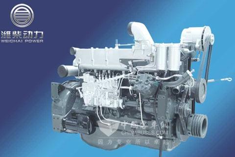 潍柴动力WD615系列柴油机
