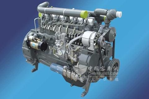 潍柴动力226B系列客车柴油机