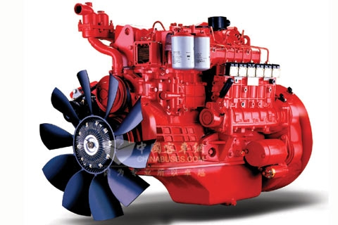 道依茨一汽大柴CA6DE3发动机