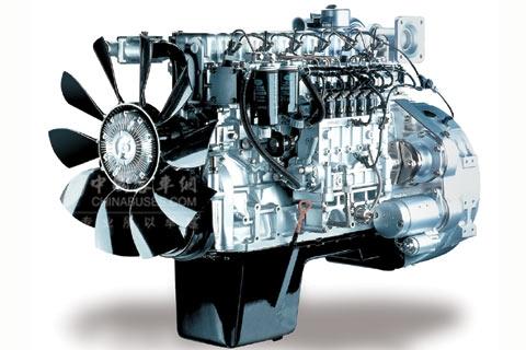 道依茨一汽大柴CA6DE2发动机