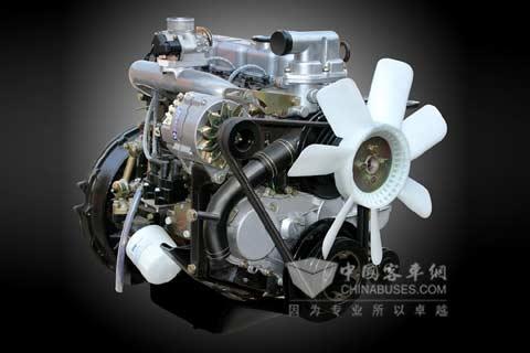 东风朝柴CY4102 CNG发动机