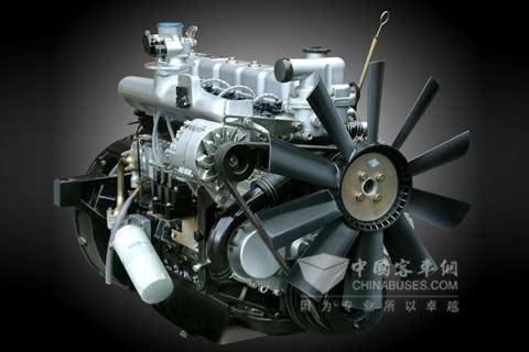 东风朝柴CY6102 CNG发动机