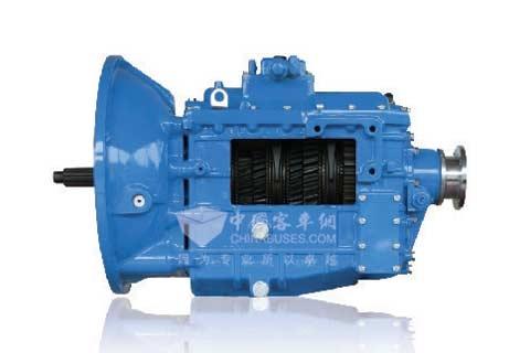 一汽解放CA6BBX095/100/130M变速箱