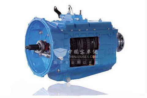 一汽解放CA7TB(X)100/110/120M变速箱