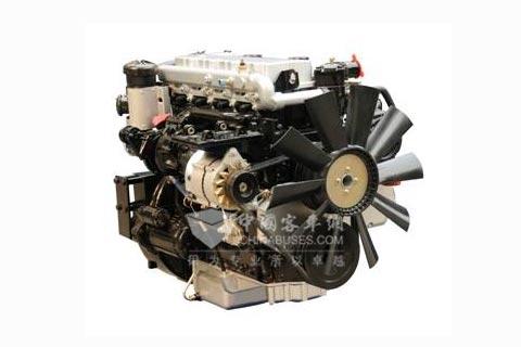 雷沃动力IE4B140-e3A高压共轨柴油机