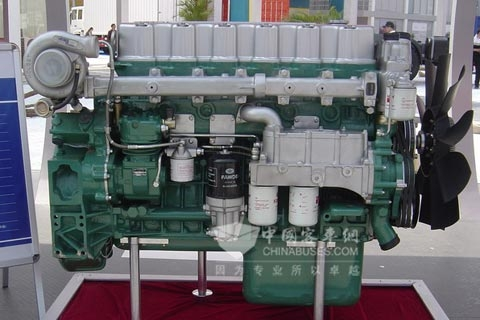 锡柴CA6DL1系列发动机