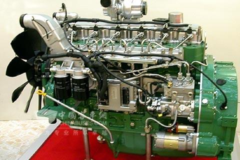 锡柴6DF系列发动机