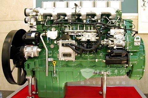 锡柴6DN系列发动机
