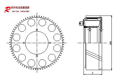特尔佳tr系列电涡流缓速器