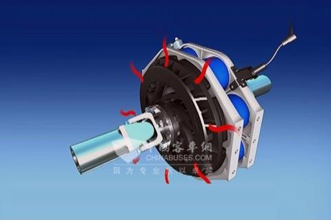 特尔佳TB系列电涡流缓速器