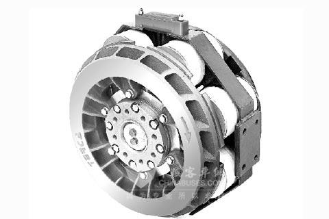 特尔佳TM系列电涡流缓速器