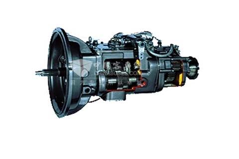 法士特8JS105T/8JS125T/8JS160T系列全同步器变速器