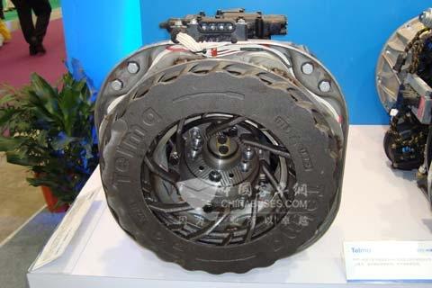 泰乐玛FC71-40电涡流缓速器