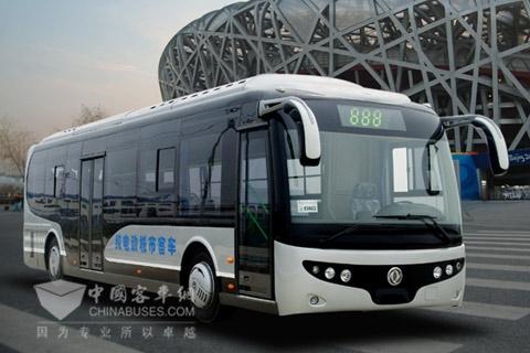东风客车DFA6100EV