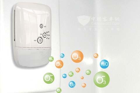 厦门美时美克B9客车卫生间专用空气净化器
