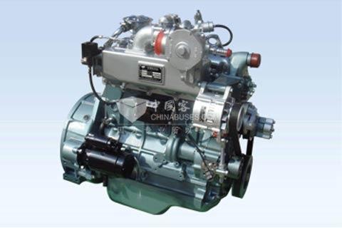 玉柴YC4G系列单燃料发动机