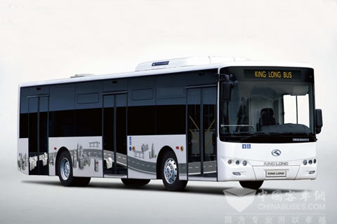 金龙客车XMQ6120AGD5
