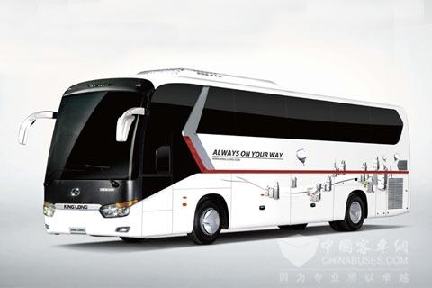 金龙客车XMQ6129Y(欧洲版)