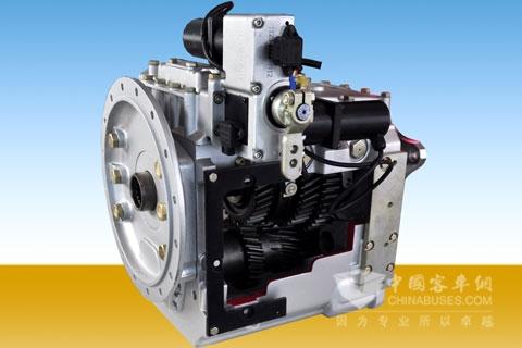 綦齿S3-120AMT纯电动客车专用变速器