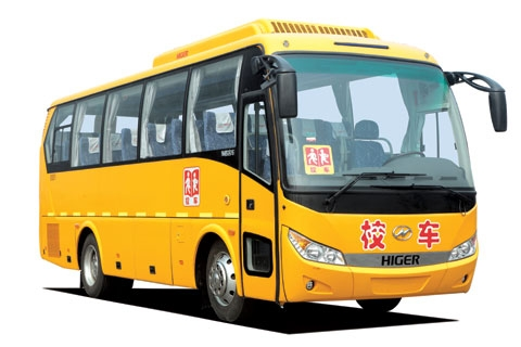 海格客车KLQ6858X