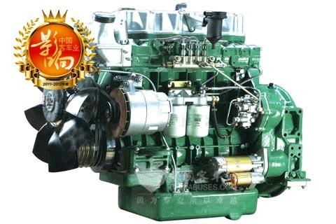 锡柴CA4DL系列柴油机