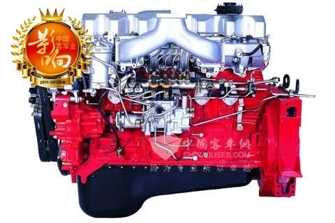 上海日野P11C发动机