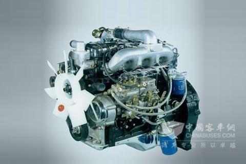 云内动力4100QBZ型柴油机