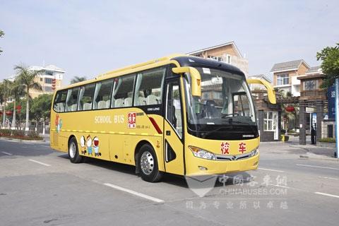 金龙校车XMQ6998ASD3