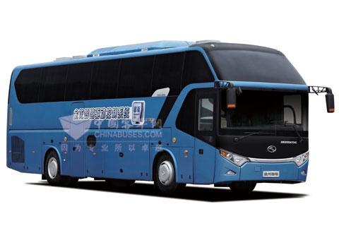 金龙客车XMQ6125AY