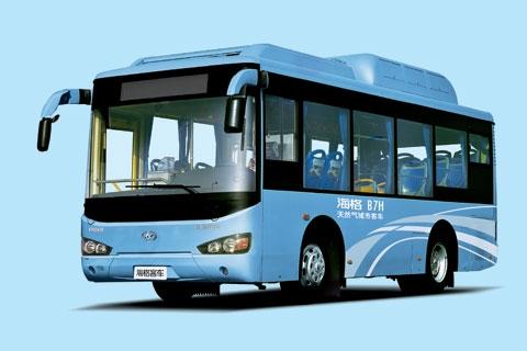 海格客车KLQ6770GC