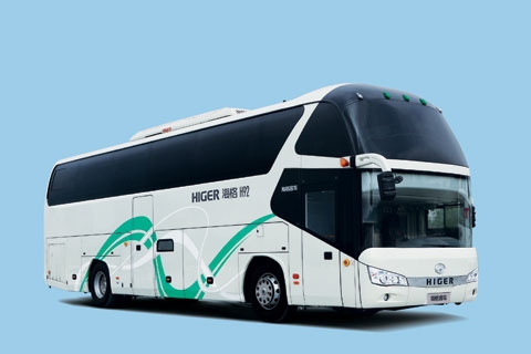 海格客车KLQ6122DAC