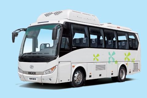 海格客车KLQ6858C