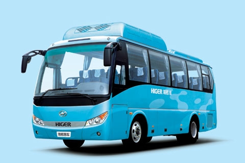 海格客车KLQ6898C