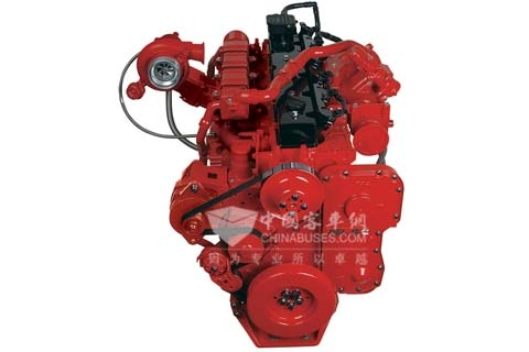 康明斯ISL8.9G天然气发动机