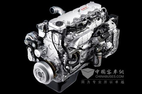 菲亚特动力科技N60 ENT柴油发动机