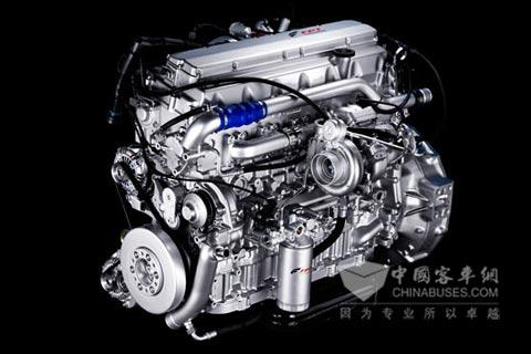 菲亚特动力科技C78天然气发动机