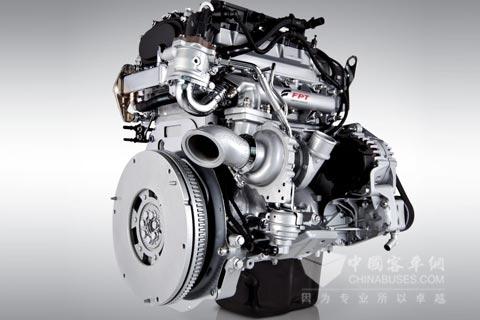 菲亚特动力科技F1系列发动机