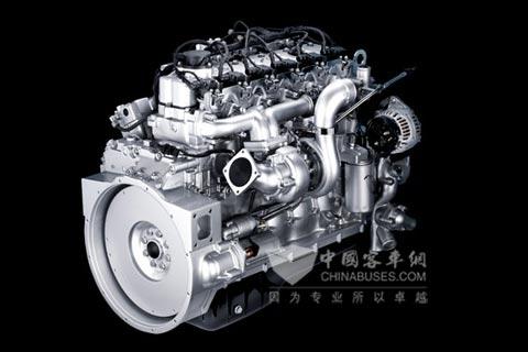 菲亚特动力科技天然气发动机