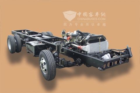 江淮客车底盘HFC6601系列(城际通K)