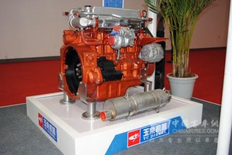 玉柴YC4S系列柴油机