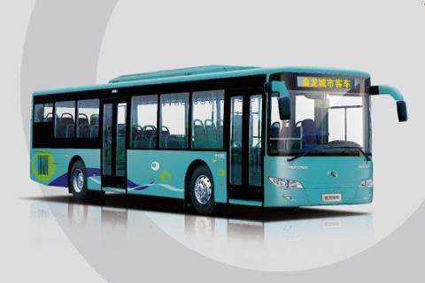 大金龙公交车6106系列(NG)