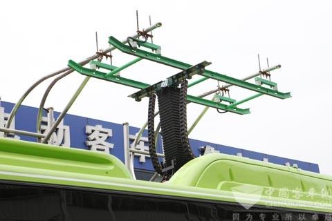 恒通电动客车—混合动力系统