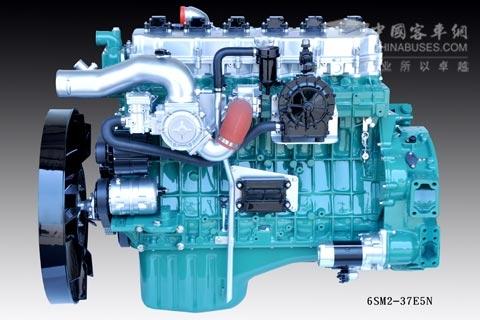 锡柴CA6SM2国五天然气发动机